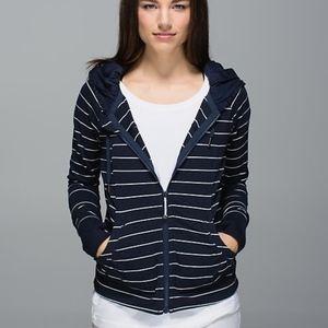 Lululemon Movement Jacket in Lookout Stripe Size 2